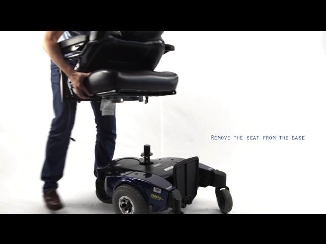 Safe Mobility - Invacare Pronto M51