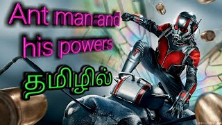 Ant Man and his Powers Explained in Tamil | Marvel Cinematic Universe | Tamil Critics