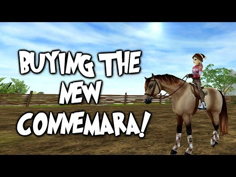 Buying the NEW Connemara! - Star Stable Online