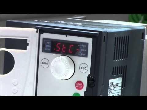 Programacion de Variadores de Velocidad Altivar ATV312 | FunnyDog TV