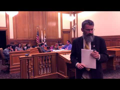 Patrick Roddie vs. San Francisco Department of Public Health - full hearing