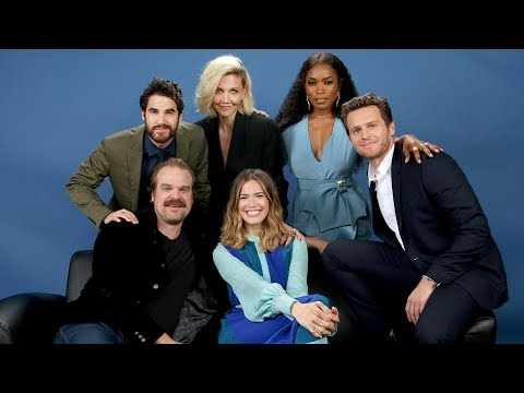 Angela Bassett, Darren Criss, Maggie Gyllenhaal and other actors discuss their latest TV roles