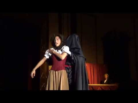 Past The Point of No Return from Phantom of The Opera performed  Talented HS Students!