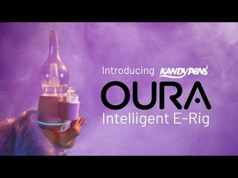 KandyPens OURA – Leafly Unboxing