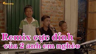 Anh cứ đi đi - Thần đồng nhạc sống Phong Bảo [Karaoke]