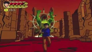 Jackie Chan Adventures [PS2] - Part 18 - (Walkthrough) - {End}