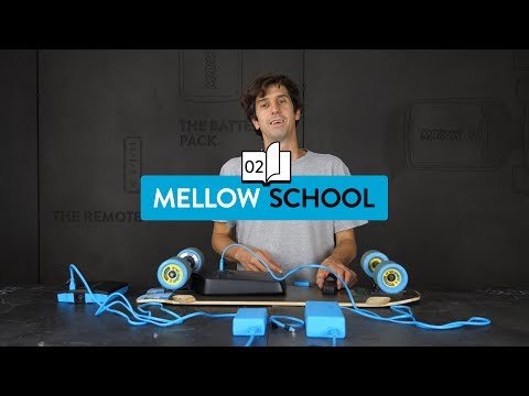 Mellow School: Pairing Remote & Drive