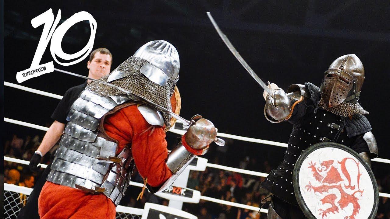 Najbardziej brutalne turnieje sztuk walki!