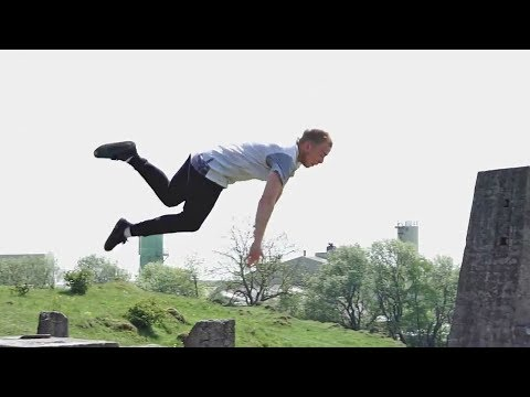 Parkour and Freerunning 2018 - We can fly