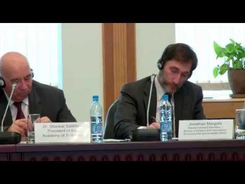 Uzbekistan-U.S.Joint Committee Meeting