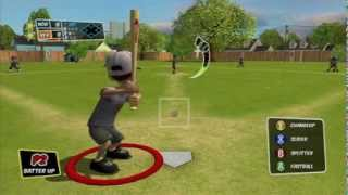 Backyard Sports: Sandlot Sluggers - Nice Pitch, K?