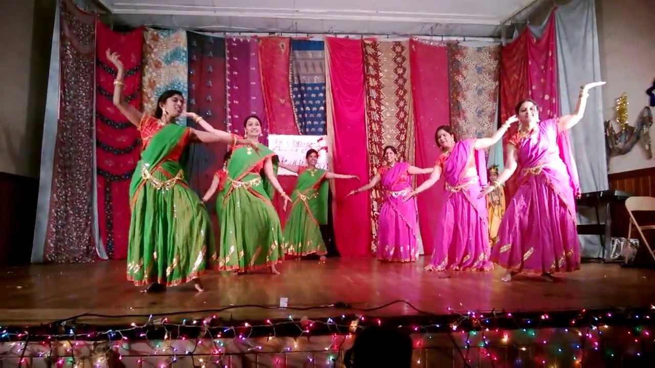 Mukunda Tamil Dance Performance - Secane Diwali 2013 - YouTube