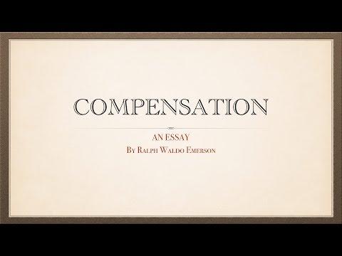 compensation essay