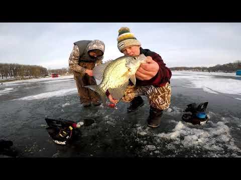 Panfish Beatdown In Southern MN!