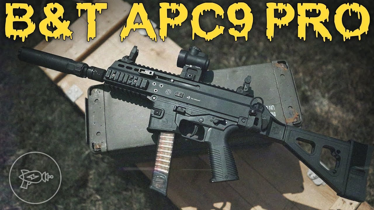 Everything Old is New Again: B&T APC9 Pro! [Review]
