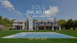 Hamptons Real Estate- Fair Hills Bridgehampton NY