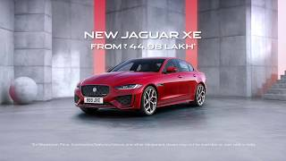 New Jaguar XE – Exciting By Design