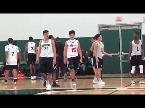 2017 University Of Miami  Team Camp (Archbishop McCarthy HS vs. Ft  Lauderdale HS)
