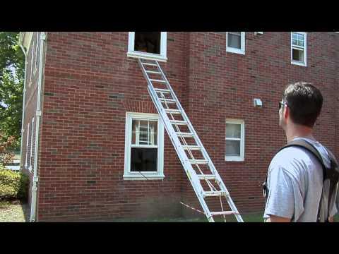 Police Training at Wolfe Street Apartments - Ohio University