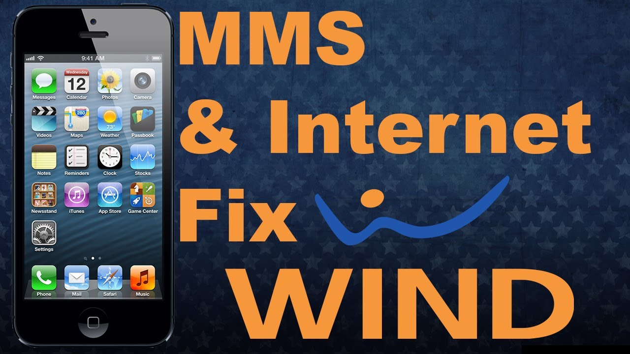 how to enable mms on iphone 5s iphone 5 wind mobile and fix doovi 6911