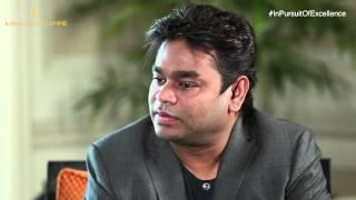 Louis Philippe - In Pursuit Of Excellence | Uncut conversation - A.R. Rahman with Vijay Amritraj