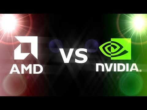 Nvidia Vs AMD: The Crypto Mining Difference.