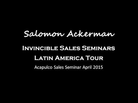 Viaje a Acapulco a Seminario de Ventas Abr y Oct 2015 by Salomon Ackerman