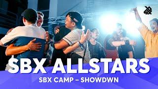 SBX ALLSTARS SHOWDOWN | SBX Camp Showcase 2019