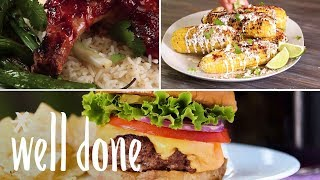 3 Cookout Recipes: BBQ Chicken, Mexican Corn & More Memorial Day Weekend Hits | Recipe | Well Done