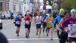 Hamburg Marathon 2016 -  das Hauptfeld naht