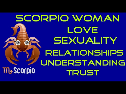 What a scorpio woman wants in a man