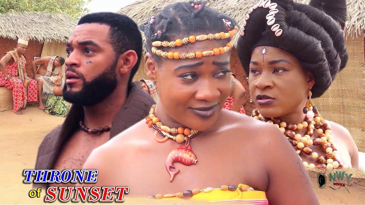 Download Throne of Sunset Season 1 & 2 - ( Mercy Johnson / Destiny Etiko ) 2019 Latest Nigerian Movie