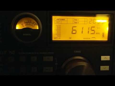 Radio Nikkei Japan heard in Omaha Nebraska 10-20-18