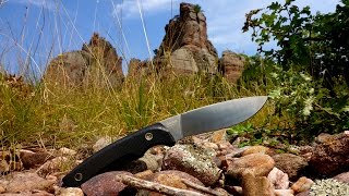 Kizlyar Supreme Savage Knife in AUS8  Review