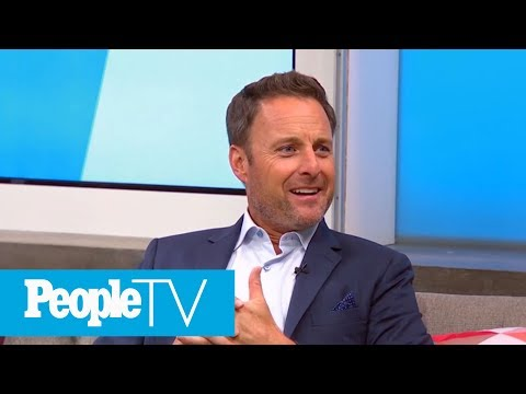 Chris Harrison Jokes That Grocery Store Joe Is Going To Be 'Terrible' On 'DWTS' | PeopleTV