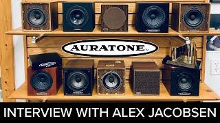Auratone Interview with Alex Jacobsen
