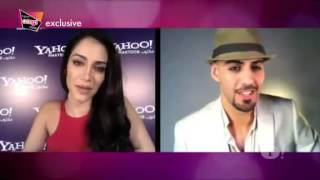 OMAR BORKAN AL GALA EXCLUSIVE INTERVIEW