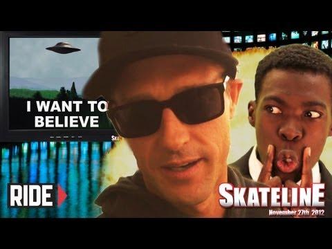 SKATELINE - Bryan Herman, Danny Way, Jamie...