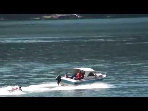 Misty Blue Duncan Lake