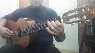 Испанская музыка на гитаре.Для начинающих.Урок