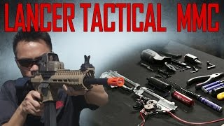 Affordable and Reliable Lancer Tactical MMC Overview  - Airsoft GI