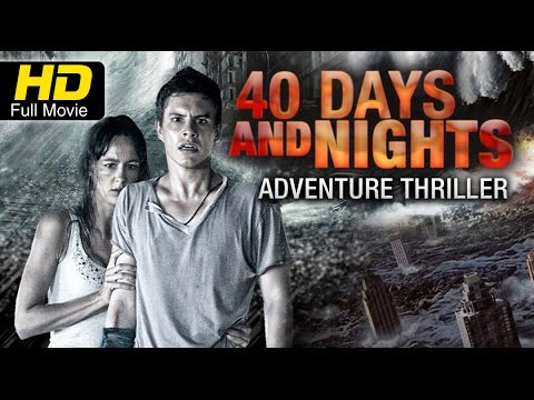 40 Days And Nights | Hollywood Action Movie | Thriller Cinema | Full HD English Film | Upload 2016