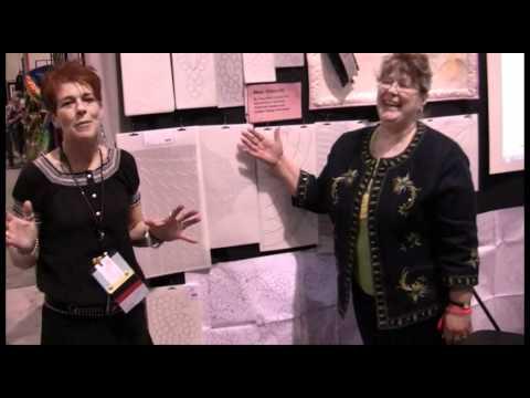 Sue Patten 2011 MQS New Product with Judy Allen.wmv