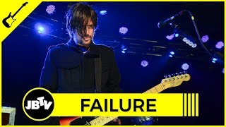 Failure - The Nurse Who Loved Me | Live @ JBTV