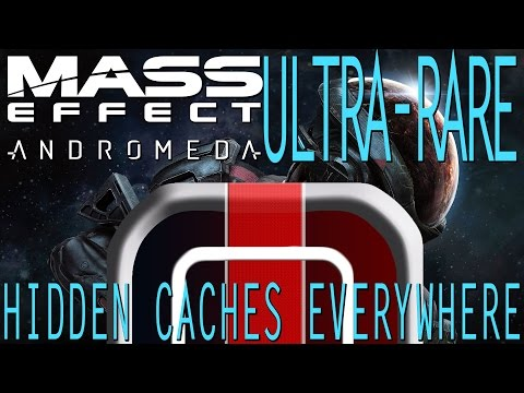 BEST WAY TO GET ULTRA RARE WEAPONS, ARMOR & ITEMS IN MASS EFFECT ANDROMEDA