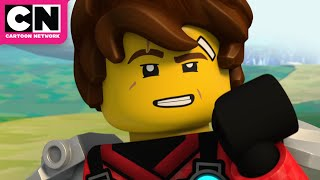 The Climb | Ninjago | Cartoon Network