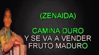LA ZENAIDA ARMANDO HERNANDEZ KARAOKE