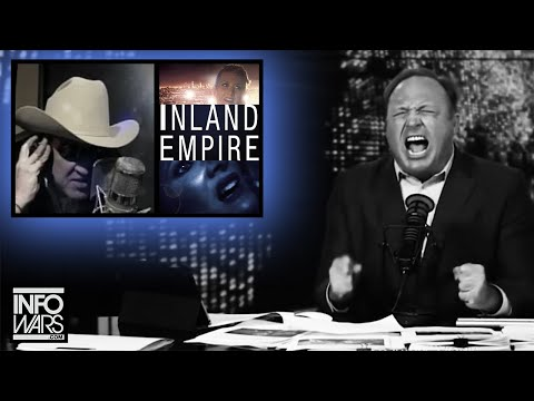 David Lynch VS. Alex Jones