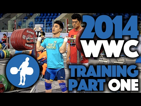 2014 WWC Training Hall: Part 1