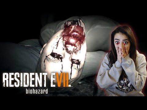 SO BLOODY TERRIFIED! - Resident Evil VII: Biohazard Playthrough - Part 1
